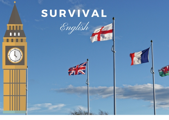 Kurs Survival English, Kurs na (prze)życie w kraju anglojęzycznym