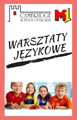 Warsztaty językowe M1 Warszawa Marki