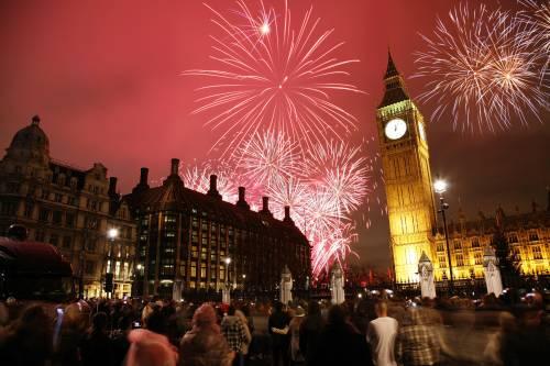 Silwester w Londyniu, kursy językowe za granicą dla młodzieży i dorosłych w Londynie i Anglii