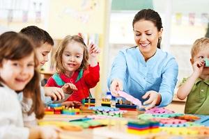 warsztaty językowe dla dzieci, shopping centre