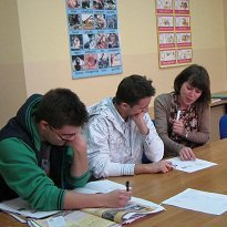 English courses for teenagers, exam preparation courses