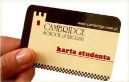 karta słuchacza studenta
