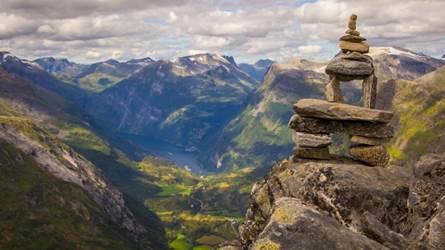 Nowy język Norweski, bezpłatną lekcję otwartą języka norweskiego