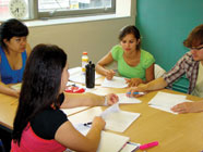 English courses in London, language school in England